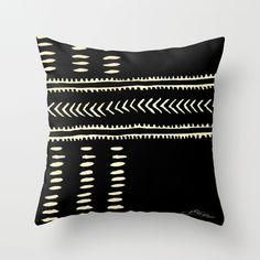 could make with black pillow and bleach pen