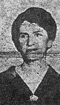 Ethel née Clarke (Mrs Edward) Beane..Age19 NationalitéAnglaise Née le15 novembre 1892 à Norwich, (Angleterre) Décédée le17 septembre 1983 à Rochester, New York, (USA) Profession AdresseNorwich, (Angleterre) Port d'embarquementSouthampton Voyageant en2ème Classe N° du Ticket2908 Sur le même TicketMr Edward BEANE (son Mari) CabinePartagée avec son Mari Embarquée dans le Canot13
