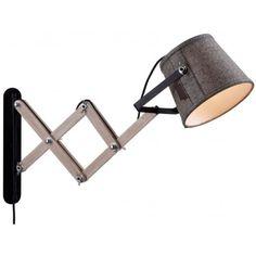 Bardzo znana seria skandynawskich lamp - Legend. Wykonana z połączenia drewna oraz tekstylnego klosza. Dostępny kinkiet, lampa wisząca oraz lampa podłogowa Legend. http://blowupdesign.pl/pl/wiszace-stojace-lampy-drewniane-design-skandynawski/1215-lampa-scienna-typu-loft-wykonana-z-drewna-i-tekstylnego-abazuru-legend.html #lampyskandynawskie #lampalegend #kinkietlegend #lampydrewniane #kinkietdrewniany #lampyMarkSlojd #kinkietydosypialni #walllamps #woodenlamps #lightingstore