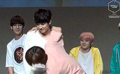 Wonwoo debe ser liviano...como una pluma