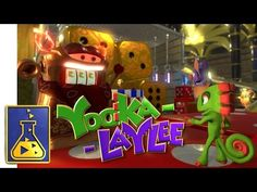 Yooka-Laylee Finally Gets A Release Date Alongside New Gameplay Trailer