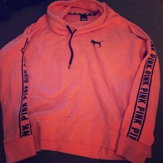Victoria secret sweater Great condition. No rips or stains. Taking offers on everything. PINK Victoria's Secret Sweaters