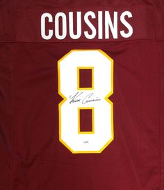 NFL Jerseys Nike - 1000+ ideas about Kirk Cousins on Pinterest | Washington Redskins ...