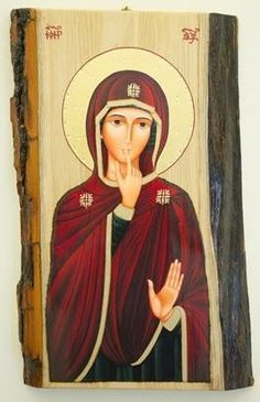 Blessed Mother Mary, Blessed Virgin Mary, Religious Icons, Religious Art, Art Populaire, Sainte Marie, Byzantine Icons, Holy Mary, Art Thou