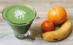 A spenót legjobb formája: zöldturmix Superfood, Cantaloupe, Paleo, Orange, Fruit, Beach Wrap, Paleo Food