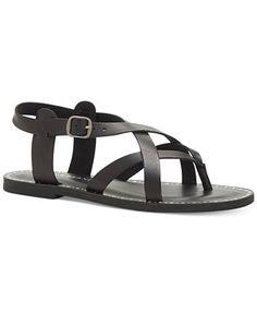 9c0dfbd1450 Lucky Brand Women s Adinis Flats - Sandals - Shoes - Macy s Flip Flop  Sandals