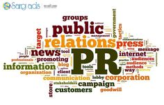 Drawing - Public relations concept in tag cloud. Content Marketing, Internet Marketing, Online Marketing, Social Media Marketing, Internet Advertising, Advertising Agency, Marketing Strategies, Public Relations, Tag Cloud