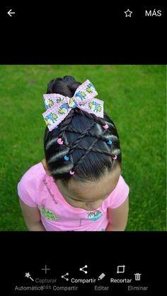 Girl Hairstyles 591378994798569385 - Source by Girls Hairdos, Lil Girl Hairstyles, Black Kids Hairstyles, Girls Natural Hairstyles, Kids Braided Hairstyles, Teenage Hairstyles, Cute Toddler Hairstyles, Cute Box Braids, Kids Box Braids