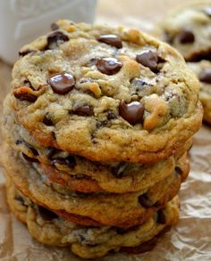 """Everybody wants this recipe when I take them in for a carry-in. To make them award winning, my daughter, Tegan, made them for a cookie baking contest and won a red ribbon! You can use"