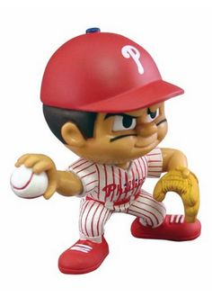 Lil Teammates Pitcher - Philadelphia Phillies