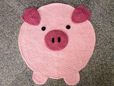 piggy rug - Google Search