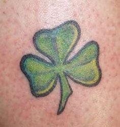 Celtic Shamrock Tattoos – History Of Tattoos