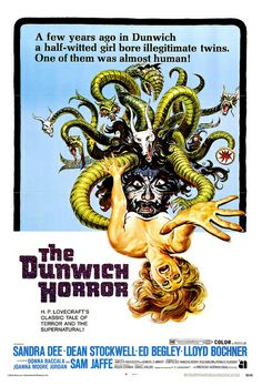 Reynold Brown - The Dunwich Horror (American International, 1970) by Aeron Alfrey, via Flickr | Click through for a much larger image!