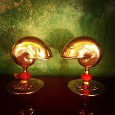I nautilus in fusione di ottone - www.salamastra.com