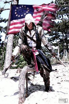 (Damn. Just damn.) AC III -Connor Ubisoft Viral videos CHECK DESCRIP. by *RBF-productions on deviantART #AssassinsCreed #ConnorKenway