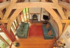 Carpenter Oak house for sale Devon