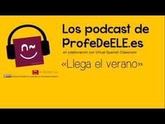 Podcast - Ya llega el verano - YouTube