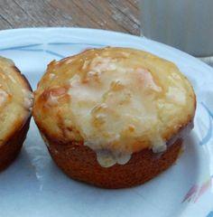Orange Marmalade Muffins