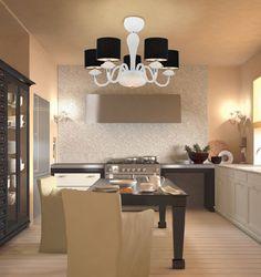 Połączanie nowoczesności z klasyką dzięki lampie Arcadia Zuma Line.
