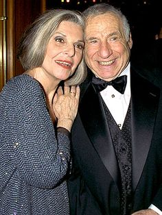 Mel Brooks and Anne Bancroft: Their Love Story Mel Brooks Wife, Hollywood Actor, Hollywood Couples, Hollywood Actresses, The Miracle Worker, Anne Bancroft, Dying My Hair, Betty White, Step Kids