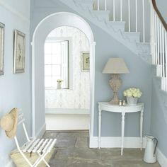 The lightest shade of the original Bone China Blue. We are an independent, British paint manufacturer. View our range of colours now.