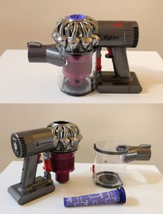 Dyson DC59 Motorhead Cordless Vacuum Review – Another DC59 with more Power?