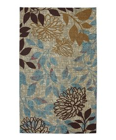 Perk up the porch, patio or deck with a weather-resistant rug made for outdoor spaces. This accent gives indoor appeal to outdoor spaces with an extra pop of color and comfort underfoot.