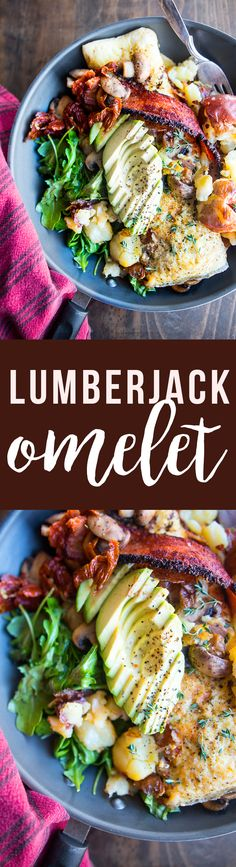 Lumberjack Omelet (and How to Decode Egg Cartons)   Fresh Planet Flavor