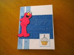 Card A Day Blog: When Baby Turns One