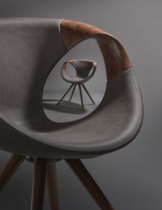 Sur Wood Chair by CLIFF YOUNG LTD | Archello