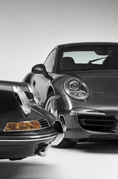 Porsche 911: Then And Now (by GermanCarScene)