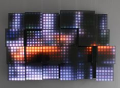LED Lights Art | Jim Campbell