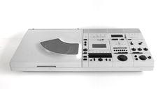 """Wega Concept """"Skywalker"""" 1976 design by Hartmut Esslinger (MOMA-Collection) Frog Design, Id Design, Clean Design, Design Trends, Retro Design, Game Design, Design Ideas, Sony Design, Audio Design"""