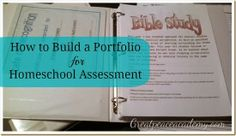 Great Peace Academy: Portfolio Assessment How To