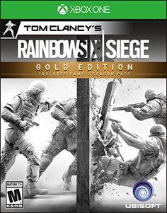 Tom Clancy's Rainbow Six Siege - Gold Edition - Xbox One Ubisoft