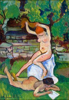Suzanne Valadon - Nudes,1919