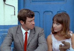 50th Anniversary Restoration Of Jean-Luc Godard's 'Pierrot Le Fou' http://blogs.indiewire.com/theplaylist/exclusive-trailer-for-50th-anniversary-restoration-of-jean-luc-godards-pierrot-le-fou-20151127
