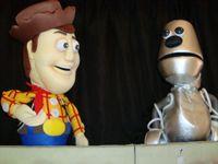 Teatro de Fantoches Toy Story. BRINQUEDO AMIGO. Os melhores amigos das crianças. Tio Pan tradicional em SP Capital desde 1981. Qualidade e sucesso a mais de 30 anos, ligue 11 99807 0605