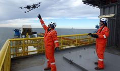 Five Jobs Set to Grow in Oil, Gas: Remote Vehicle Inspection - Drones at Work