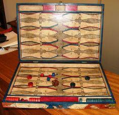 Backgammon II