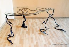 Lord of the Tables by Vladan Lucic, via Flickr. Amazing!