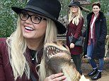 Emma Bunton catches the eye in her burgundy coat  Baby Spice, 42, joined forces with Emma Willis at the fun-filled The World of Dinosaurs launch at Paradise Wildlife Park, in Broxbourne on Saturday.  http://www.dailymail.co.uk/tvshowbiz/article-5539615/Emma-Bunton-catches-eye-burgundy-coat.html?ITO=1490&ns_mchannel=rss&ns_campaign=1490