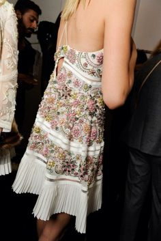 Embroidered dress || THEY ALL HATE US || | beckjewels inspiration | gypset