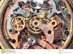 vintage-clockwork-25178097.jpg (1300×956) .... photo by Dreamstime.com