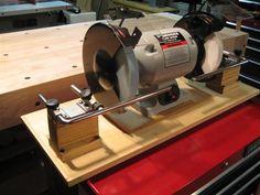 Woodturning Tool Sharpening Jig Plans - Bing Images