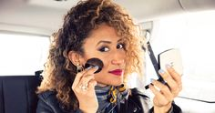 Elaine Welteroth's Morning Beauty Routine