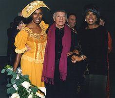 Judith Jamison, Paul Szilard and Oprah Winfrey.