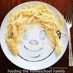 Feeding the Homeschool Family - Math (check!), spelling (check!) But what about feeding the homeschool family? Now it's time for lunch... or dinner! And The Curriculum Choice authors share their best tips and recipes.
