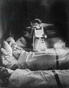 December 1940 de nachtcontrole !