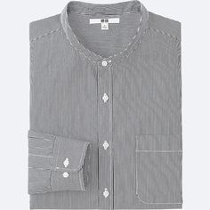 Discover the new selection of Extra Fine Cotton Shirts at UNIQLO online. Select from a variety of styles and colours to suit your style. Cotton Shirts For Men, Suits You, Uniqlo, New Outfits, Collars, Long Sleeve Shirts, Your Style, Shirt Dress, Mens Tops